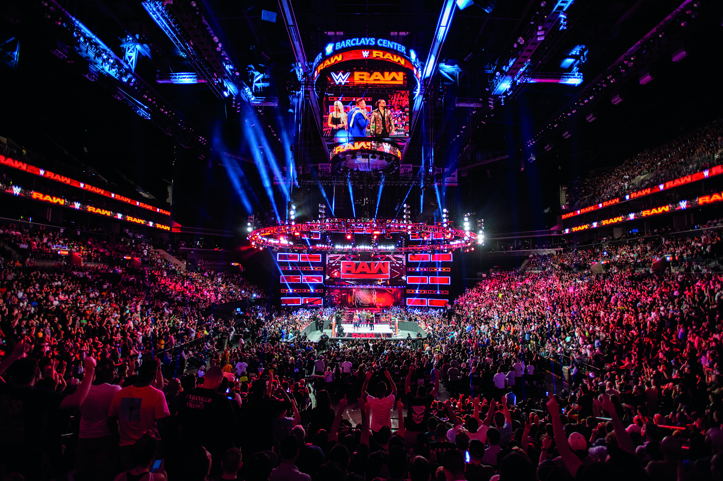 WWE Advertises Big Matches For Raw & Smackdown Live 2021 Touring 1