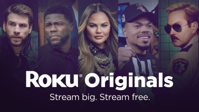 Roku Originals launch