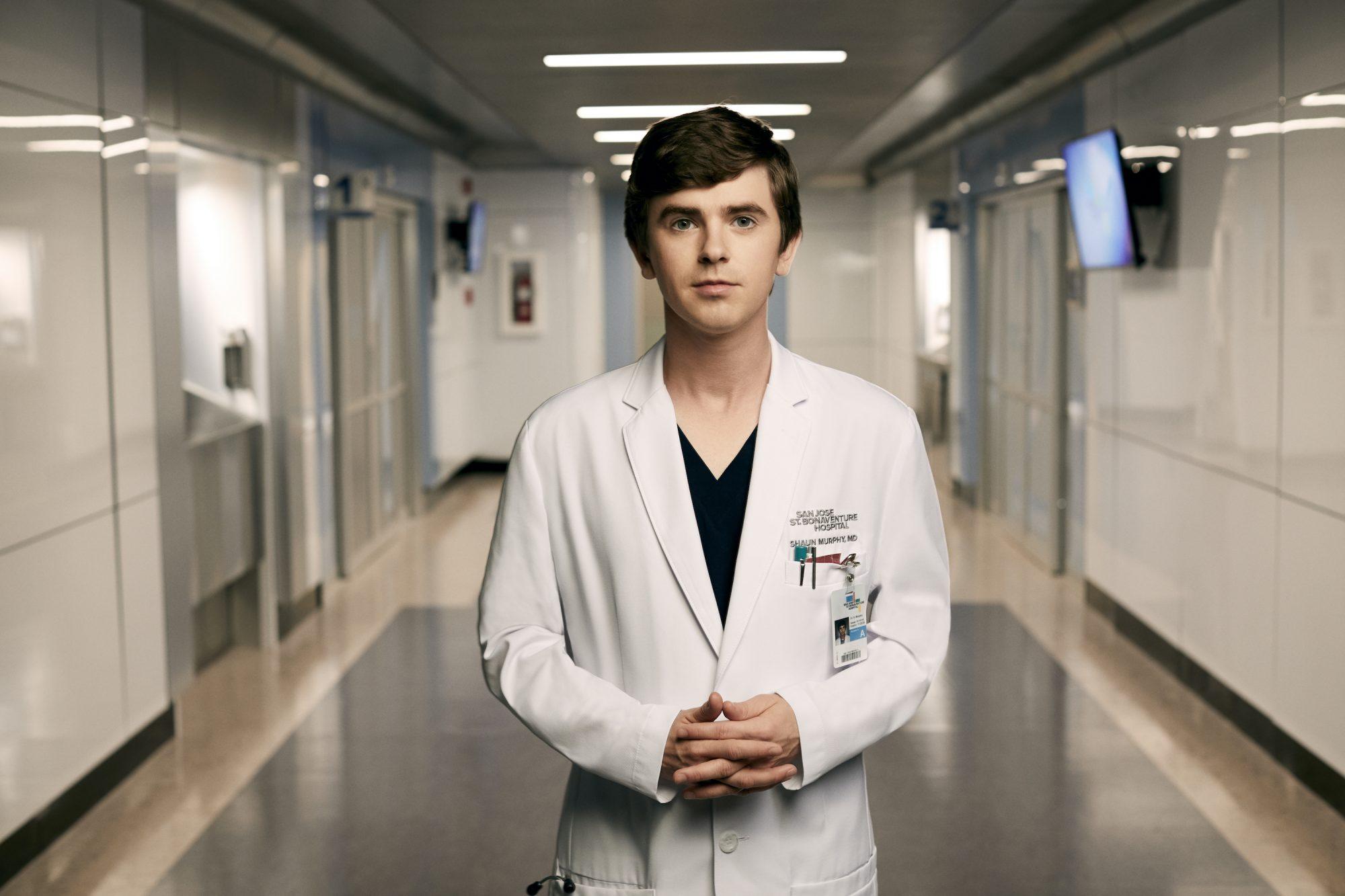 'Good Doctor' Renewed for Season 5 at ABC