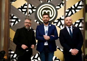 """Masterchef Celebrity"" airs on Telefe in Argentina"