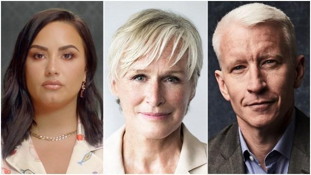 Demi Lovato, Glenn Close and Anderson Cooper to Talk Mental Health at Virtual Event (EXCLUSIVE).jpg