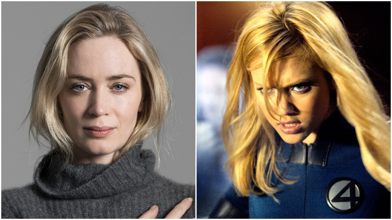 Emily Blunt Shuts Down 'Fantastic Four' Casting Rumors: 'I Don't Know if Superhero Movies Are for Me'