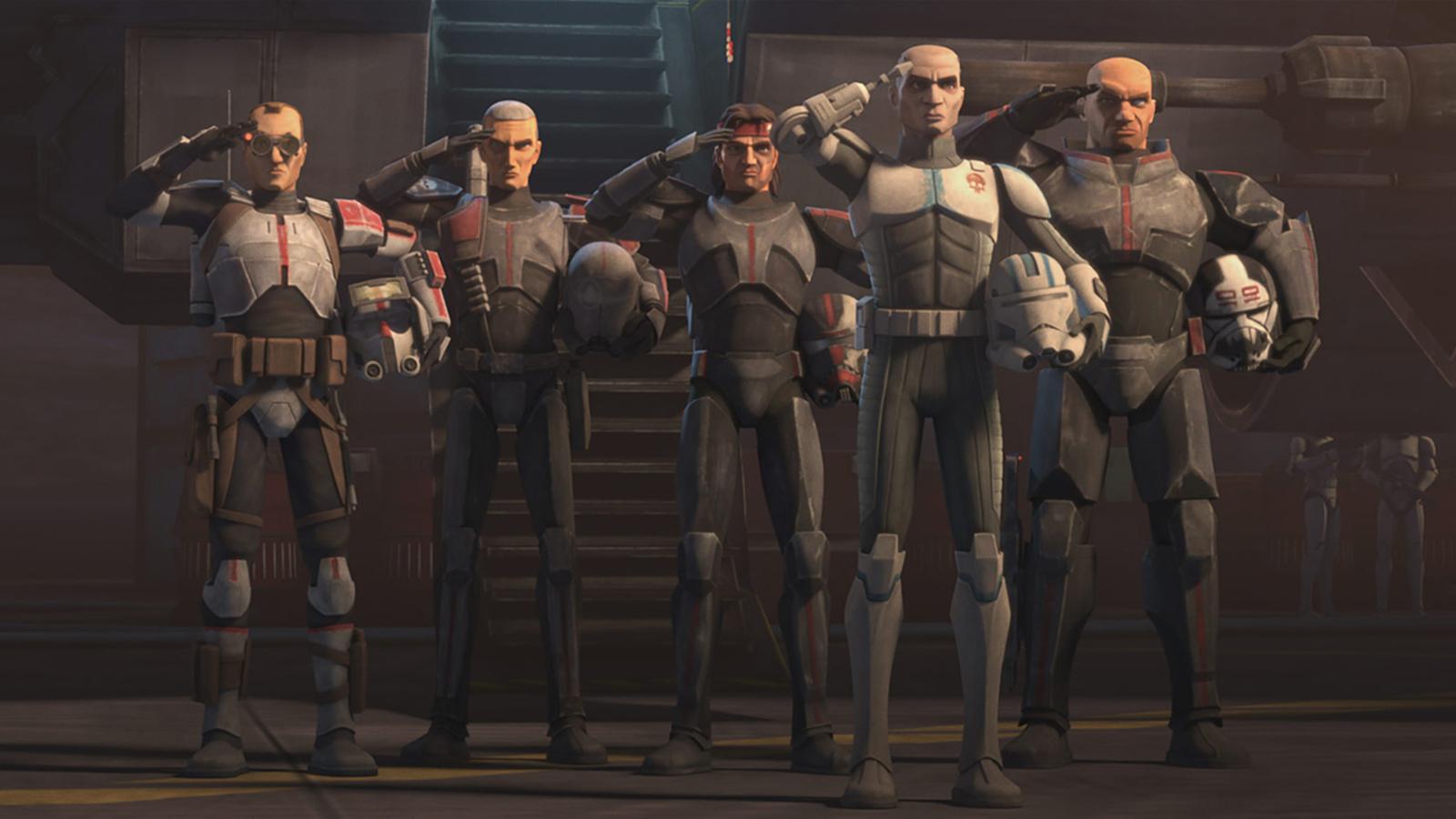 Star Wars: The Bad Batch' Renewed for Season 2 at Disney Plus - Variety