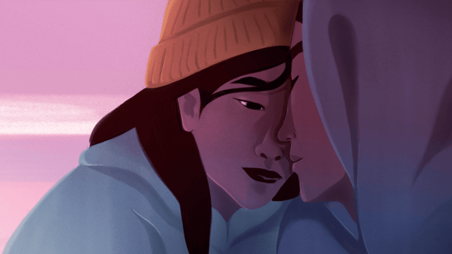 Silex Teams With Charades on Animated California Surf-Themed Love Story 'In Waves' (EXCLUSIVE).jpg