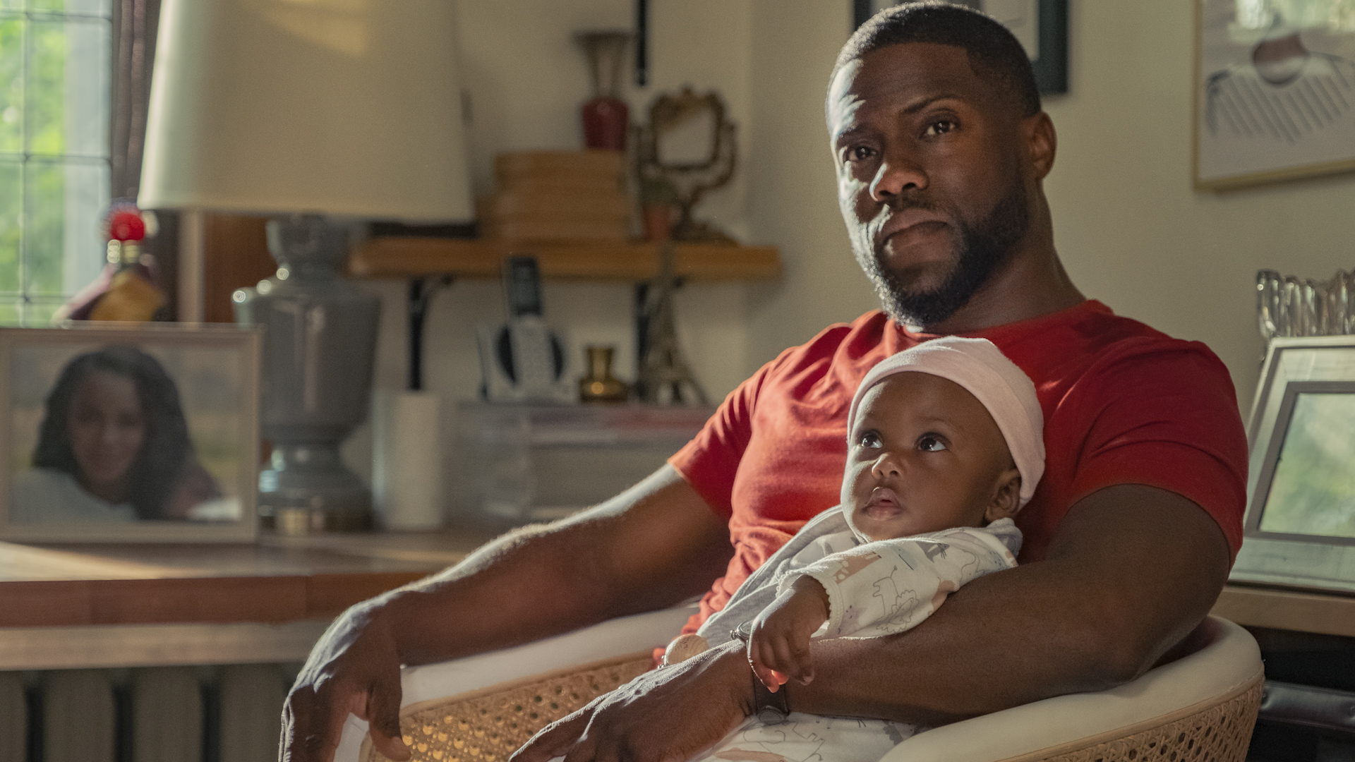 Kevin Hart and 'Fatherhood' Cast Talk Famous Movie & TV Dads - Variety