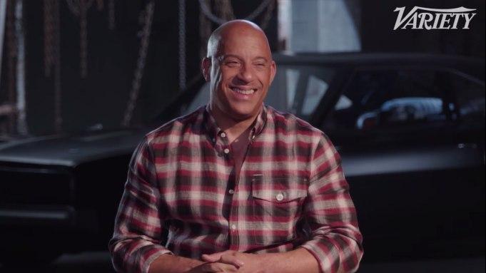 Vin Diesel Breaks Down The Toretto