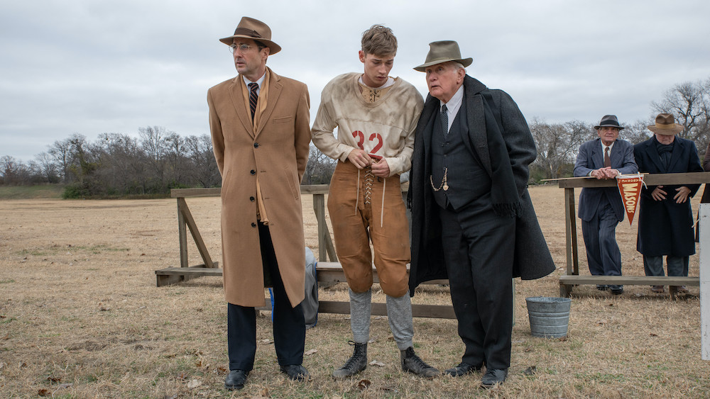 '12 Mighty Orphans' Review: Luke Wilson and Martin Sheen Topline This Solid Underdog Texas Football Drama
