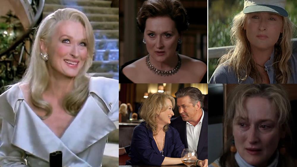 10 Best Meryl Streep Performances the Oscars Didn't Recognize