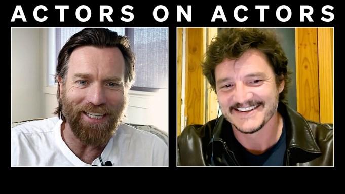 Actors on Actors Announcement Pedro Pascal