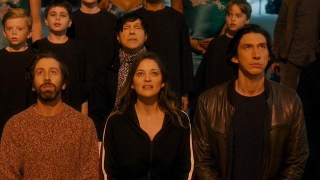 Could Sparks Fly for Adam Driver, Simon Helberg and 'Annette' at the Oscars?.jpg