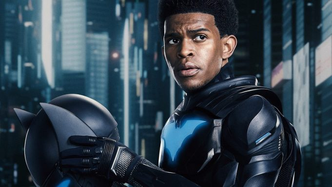 Batwoman -- Image Number: BWNS2_CarmusJ_Batwing1-JM—051021-0001 -- Pictured: Camrus Johnson as Luke Fox/Batwing -- Photo: Justina Mintz/The CW -- © 2021 The CW Network, LLC. All Rights Reserved.
