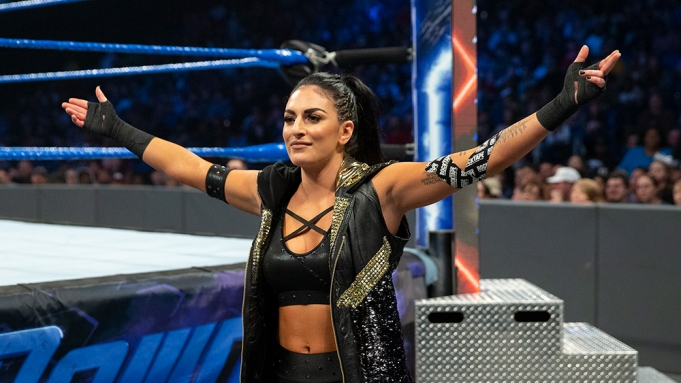Daria Berenato on Becoming WWE's First Openly Gay Female Wrestler - Variety