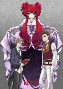 Brothers Grimm Anime Project