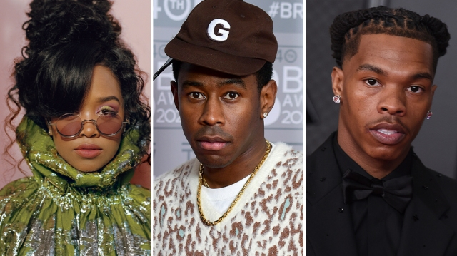 H.E.R., Tyler the Creator, Lil Baby Among 2021 BET Awards Performers.jpg