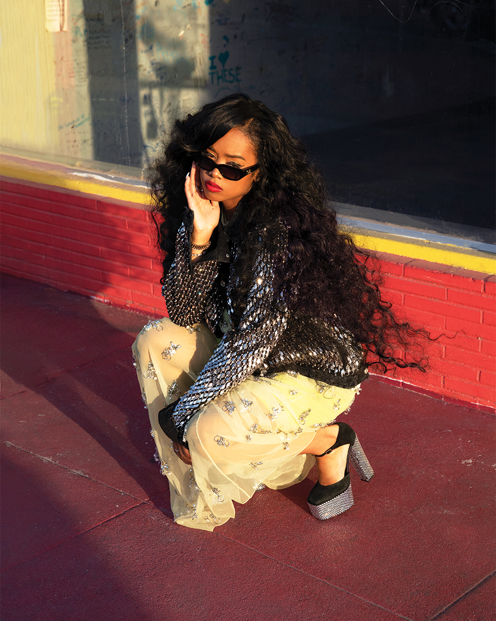 HER H.E.R. Variety Cover Story