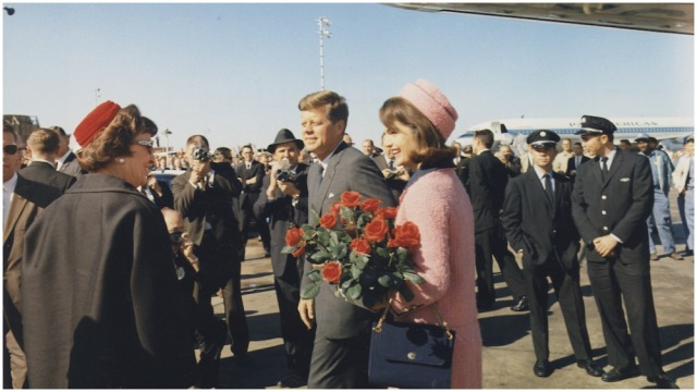 Oliver Stone's 'JFK Revisited: Through the Looking Glass' Documentary Sets Global Sales With Altitude – Cannes.jpg