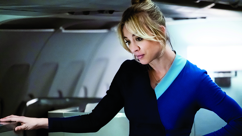 How Kaley Cuoco Managed to Leap From Sitcom Stardom to 'Flight Attendant' Emmy Frontrunner