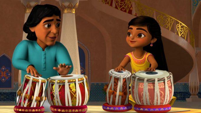 Composer Zakir Hussain Joins 'Mira, Royal