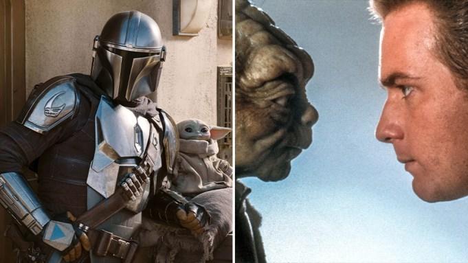 Mandalorian Star Wars Yoda Grogu