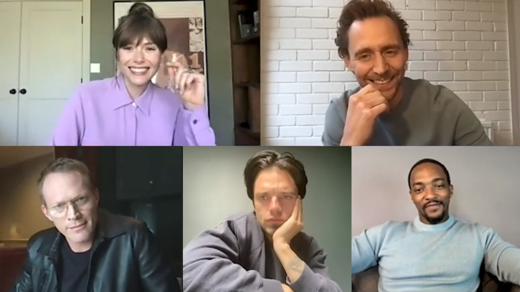 'WandaVision,' 'Falcon and Winter Soldier' and 'Loki' Stars on Missing Tom Hiddleston's Lectures and Who Texts Kevin Feige the Most - Variety