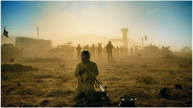 Alexey Uchitel's Rock Films Drops First Teaser for Syrian War Drama 'Palmyra' (EXCLUSIVE)