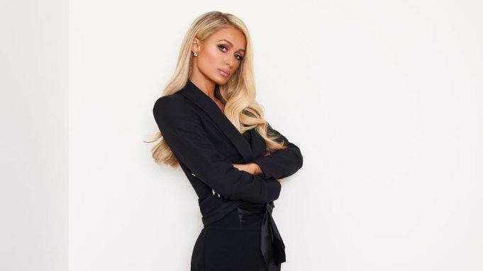 Paris Hilton Netflix cooking show
