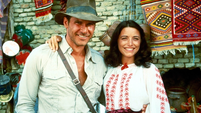 'Raiders of the Lost Ark' at 40: Karen Allen on Having Snakes Dumped on Her and How Tom Selleck Almost Got Harrison Ford's Role.jpg