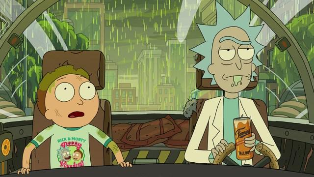 As 'Rick and Morty' Returns for Season 5, So Does the Adult Swim Hit's Merchandise Juggernaut.jpg