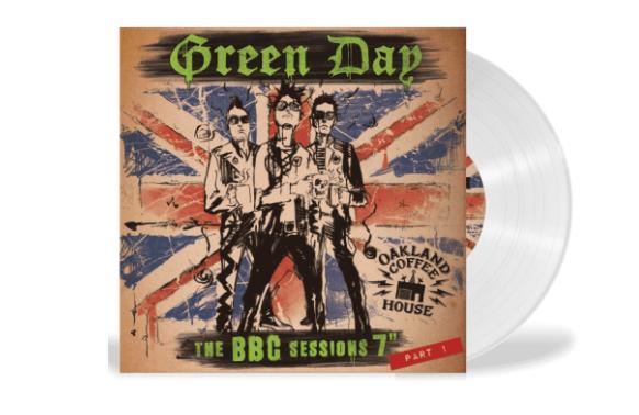 Vinilo de Green Day