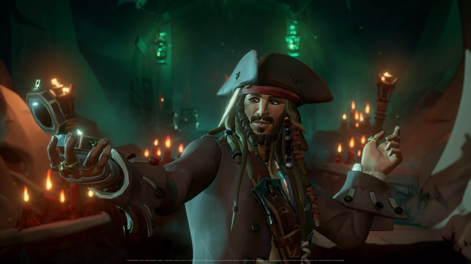 Sea of Thieves: How Pirates of the Caribbean Joins Game in Expansion -  Variety