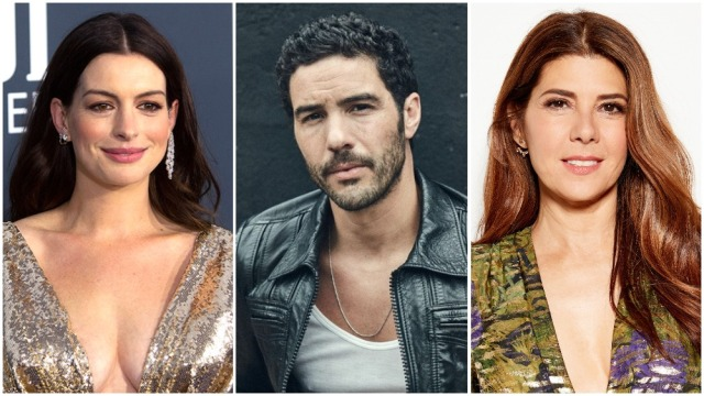 Anne Hathaway, Tahar Rahim, Marisa Tomei Lead Cast of Rebecca Miller's 'She Came To Me,' Protagonist Launches Sales at Cannes.jpg