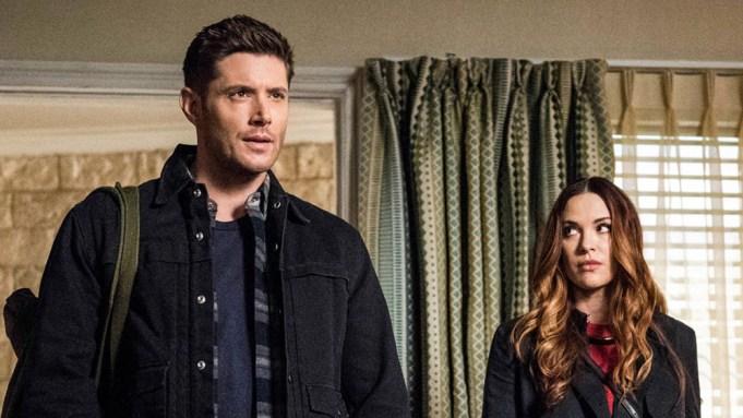 Supernatural Jensen Danneel Ackles