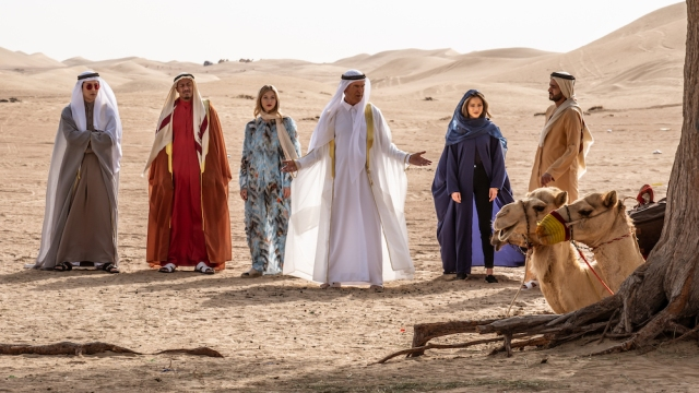 'The Misfits' Review: Pierce Brosnan and Nick Cannon Have No Business in Abu Dhabi.jpg