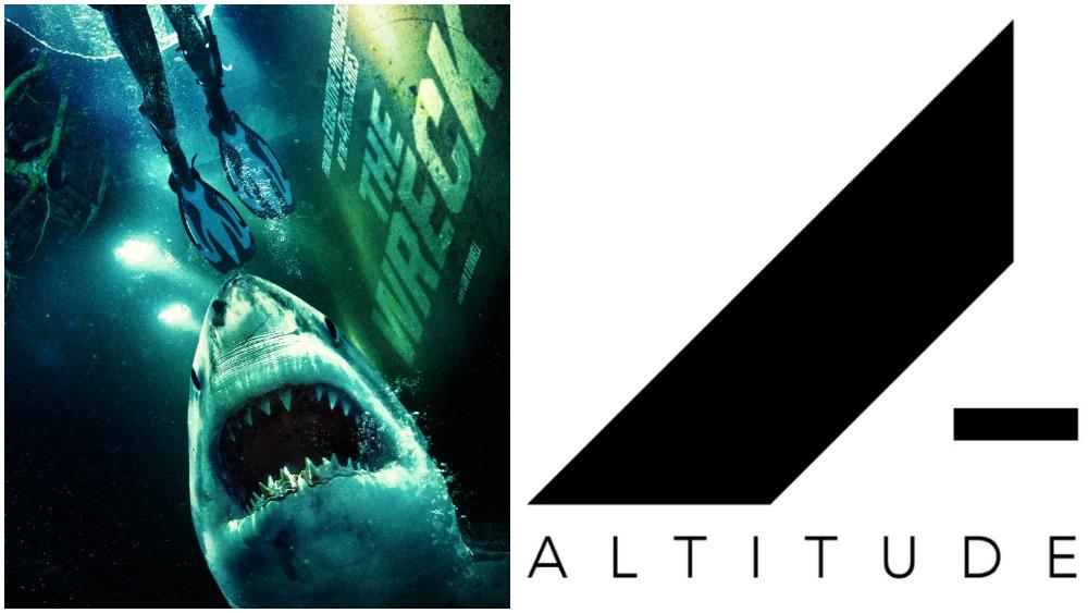 Shark Attack Thriller 'The