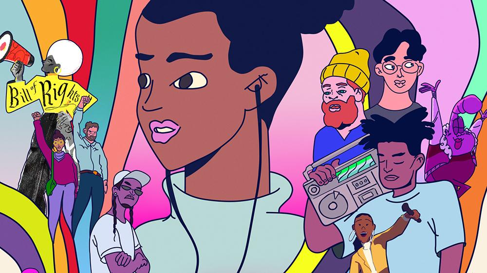 Obamas, Kenya Barris Team for Netflix Animated Music Series - Variety