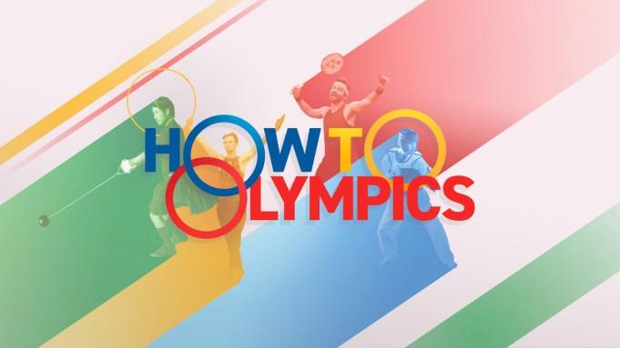 YouTube Olympics originals - How to