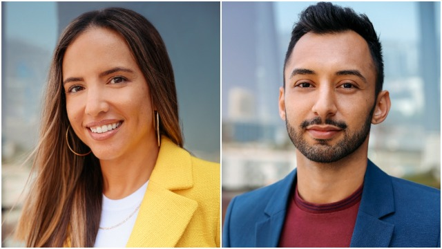 A3 Artists Agency Promotes Alexis Cooper to VP of HR, Ulisses Rivera to Director of Communications.jpg