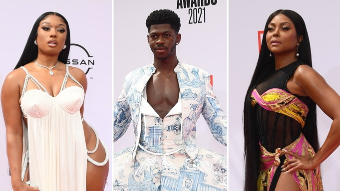 BET Awards 2021 Red Carpet: What the Stars Are Wearing - Variety