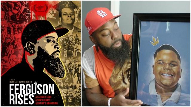 David Oyelowo, Michael Brown Sr. and Mobolaji Olambiwonnu Explore the Impact of Michael Brown's Killing in 'Ferguson Rises'.jpg
