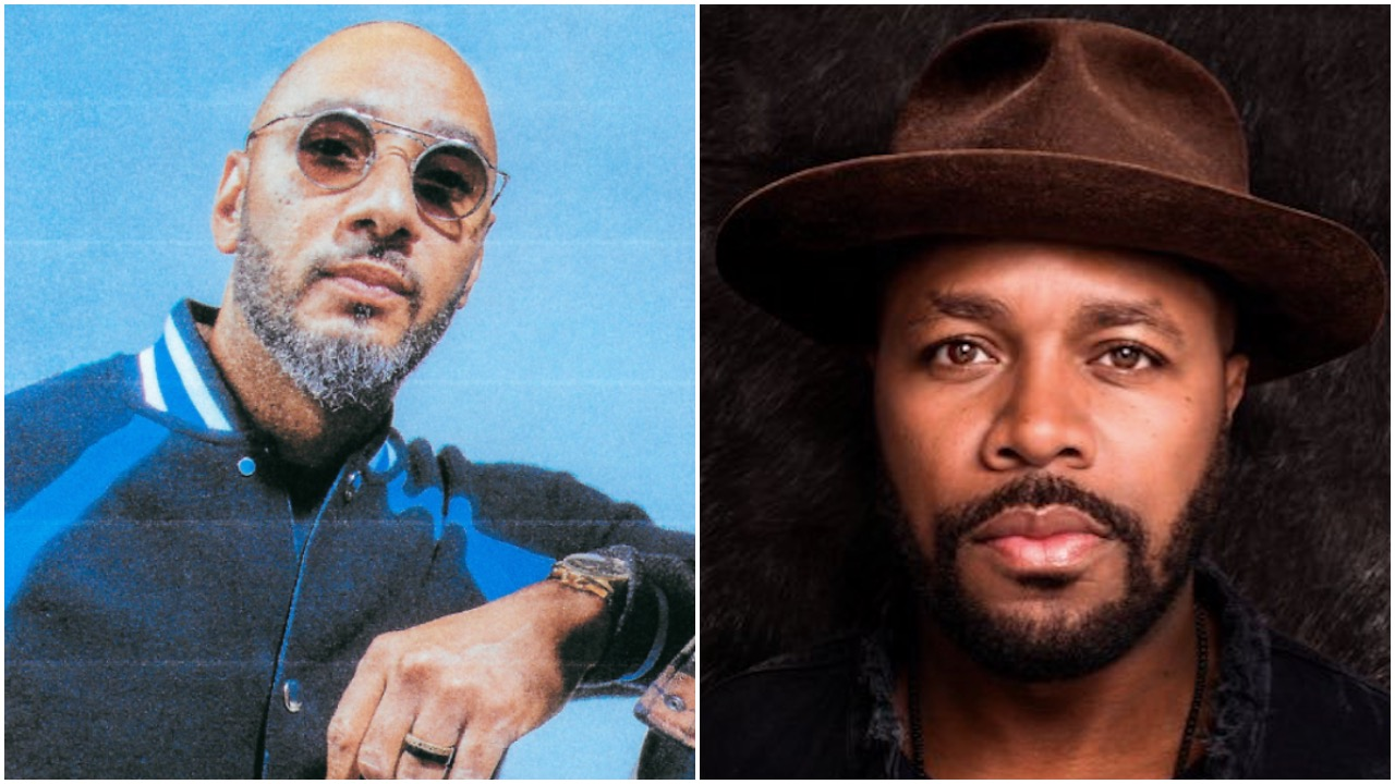 Swizz Beatz and D-Nice to Be Honored at Culture Creators Awards Brunch