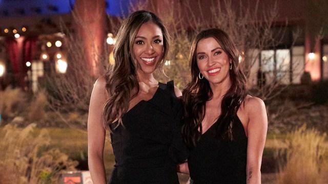 'The Bachelorette' Co-Hosts Tayshia Adams and Kaitlyn Bristowe Talk Chris Harrison's Departure.jpg