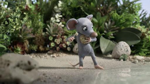 Even Mice Belong to Heaven