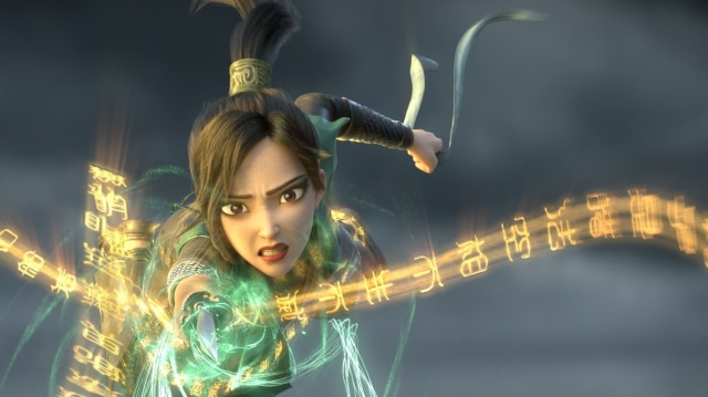 China Box Office: Animated Film 'Green Snake' Worms Its Way to No. 1.jpg