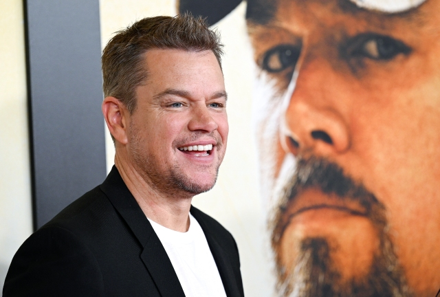 Matt Damon and Ben Affleck Wrote 'The Last Duel' 'So Much Faster' Than 'Good Will Hunting'.jpg