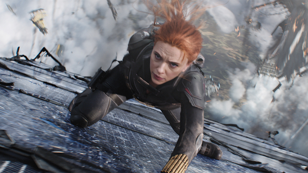 Black Widow': Movie Theater Owners Claim Disney Lost Money on Film - Variety
