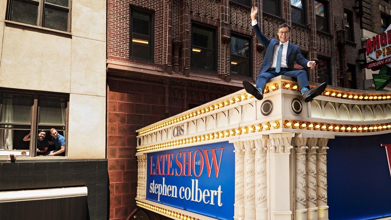 Stephen Colbert Variety Cover Story