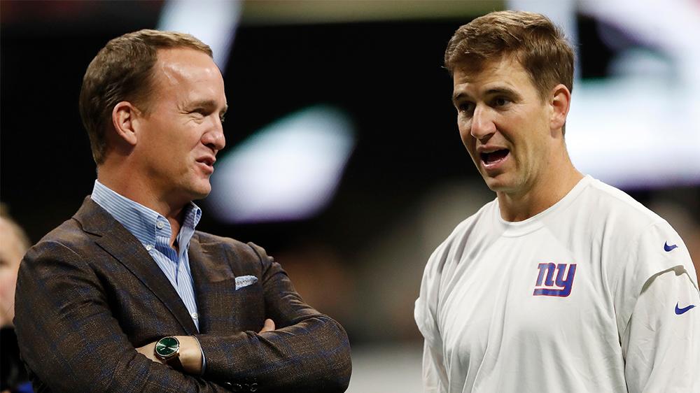 "Peyton and Eli Manning to Co-Host ""Monday Night Football"" on ESPN2"