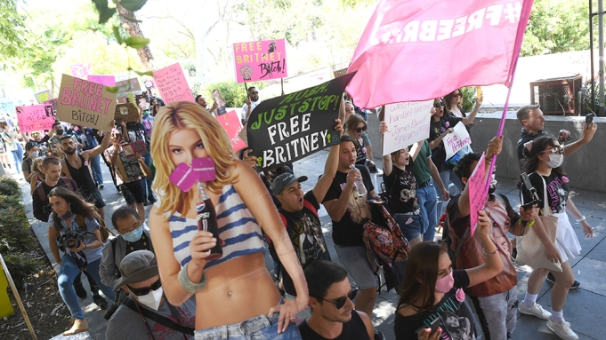 Free Britney judge death threats
