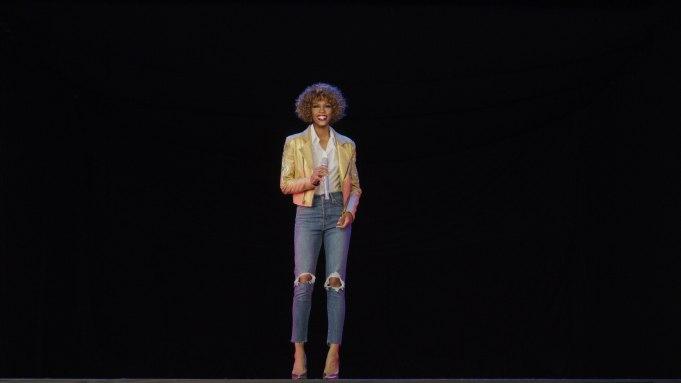 Whitney Houston Hologram Las Vegas