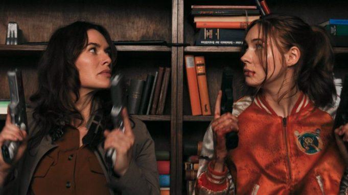 Gunpowder Milkshake' Review: A Sisterhood-of-Assassins Action Fantasy -  Variety